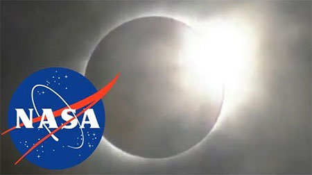 Total Eclipse 2017 – PBS/NASA from Nebraska – Actual Footage of the Total Solar Eclipse