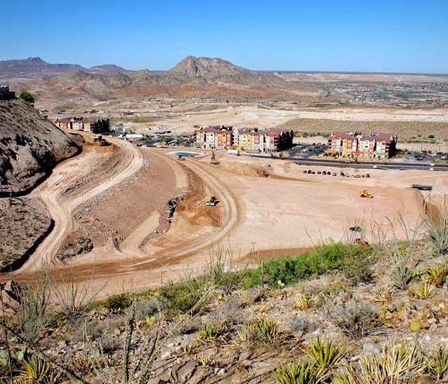 Whiskey Tango Foxtrot Movie Quote: El Paso/Borderland Development News