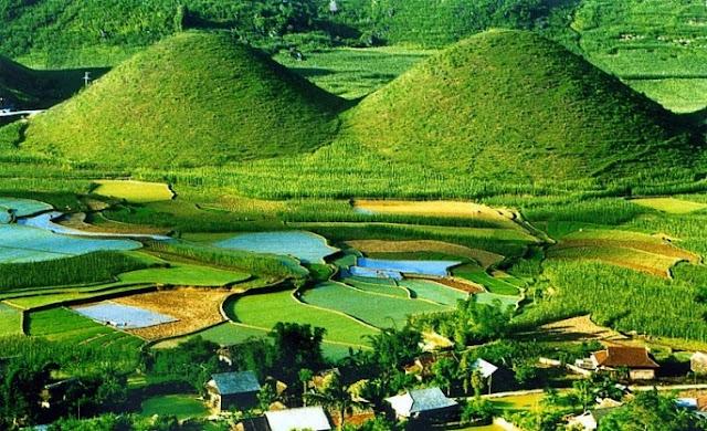 Hà Giang, miền du lịch kỳ thú