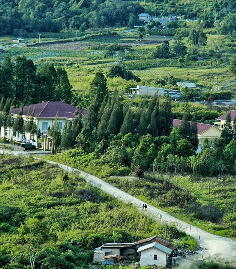 Pesona Bukit Inspirasi Dolok Sanggul