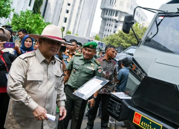 Diminta Jokowi Belanja Produk Lokal, Juru Bicara Menhan: '85 Persen Dibelanjakan Dalam Negeri'