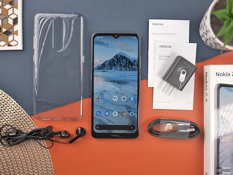 Raffle: Nokia 2.4 with 13MP + 2MP dual cam and Night mode!