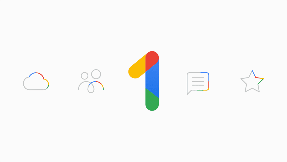 Google provides certain features of Google One Storage to everyone free of charge