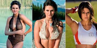 Hottest Athletes LERYN FRANCO