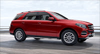 Mercedes GLE 400 4MATIC 2016
