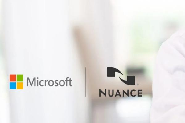 مايكروسوفت تستحوذ على Nuance بملغ قياسي!