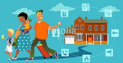 Vacations And Home Security