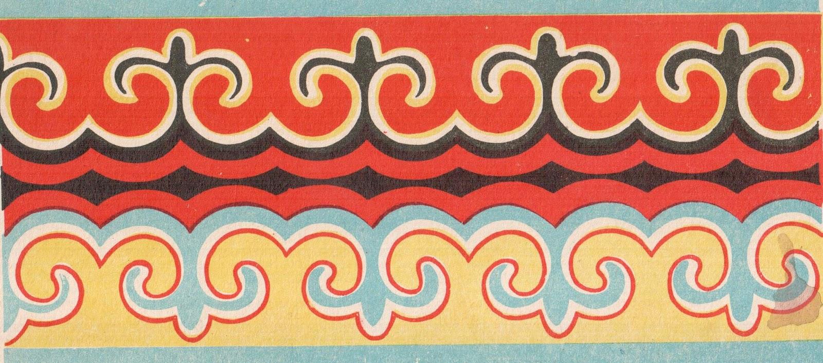 картинки бурятский орнамент