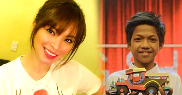 Child Who Sells Toys Made Out Of Slippers Gets Help From The Celebrities Like Angel Locsin, Coco Martin And Karla Estrada!
