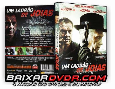 UM LADRÃO DE JOIAS (2016) DUAL AUDIO DVD-R OFICIAL