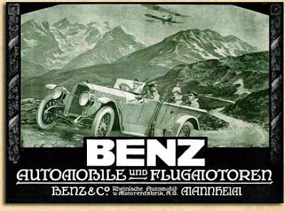 Benz 1914
