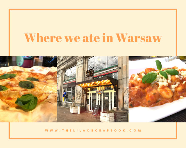 best restaurants in warsaw
