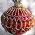 How to Adapt Beaded Necklace Patterns for Christmas Ornaments