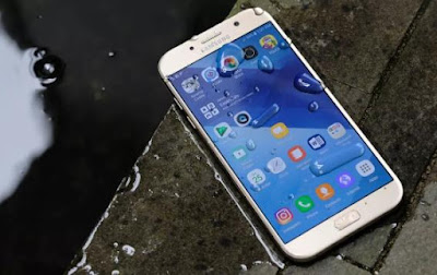 Review Ip68 Samsung Galaxy A7 (2017