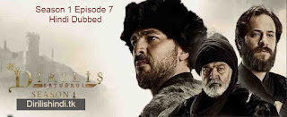 Dirilis Ertugrul Season 1 Episode 7 Hindi Dubbed     डिरिलिस एर्टुगरुल सीज़न 1 एपिसोड 7 हिंदी डब