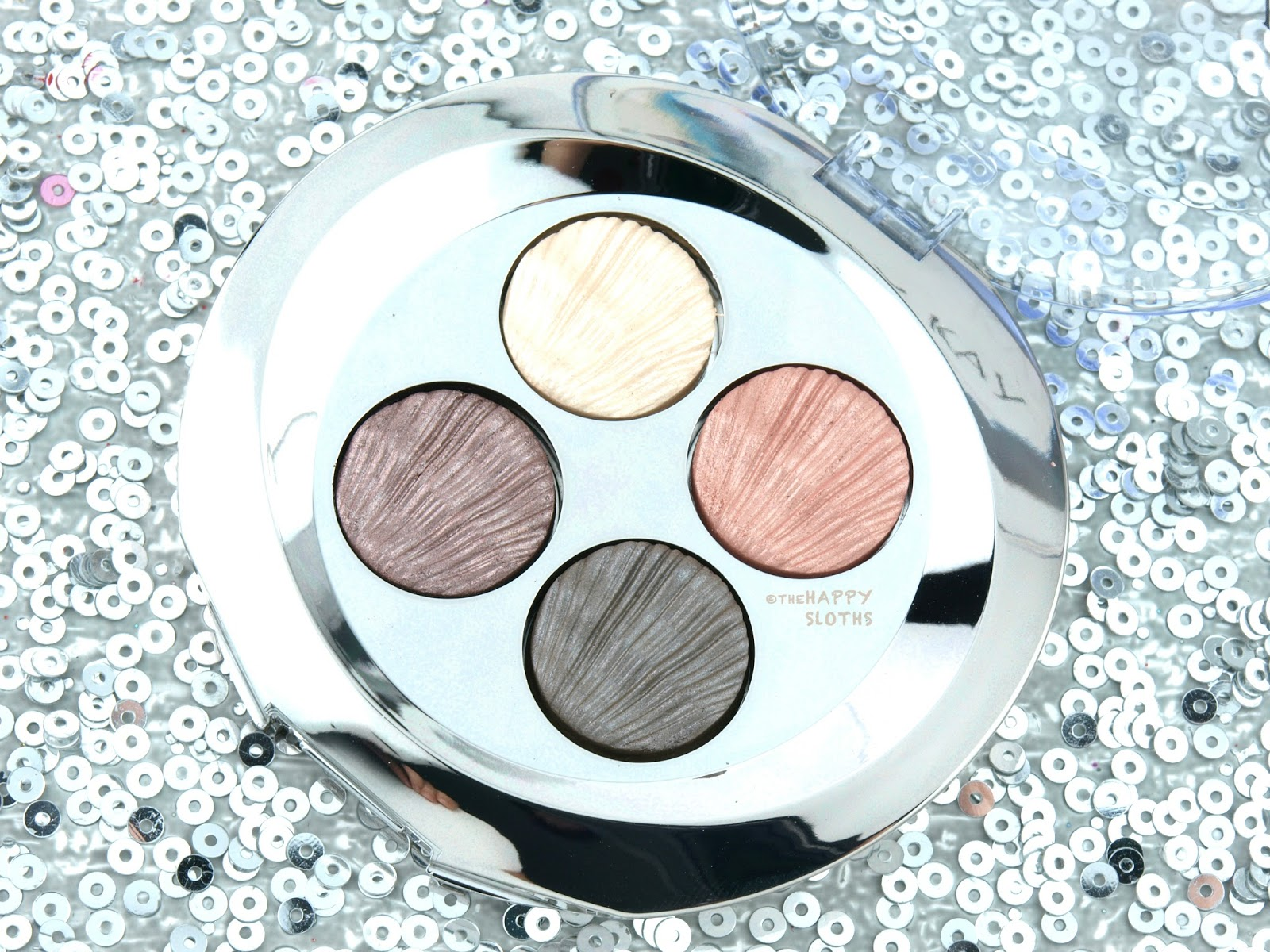 Mary Kay Holiday 2016 Pure Dimensions Eye Palette: Review and Swatches