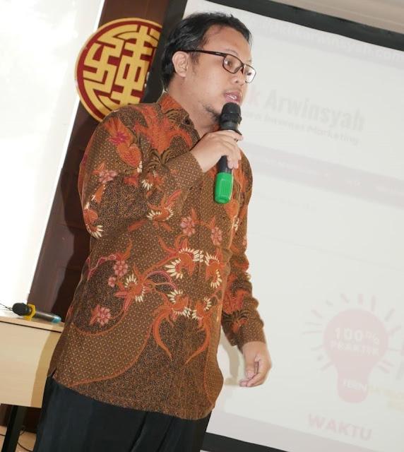 pembicara seminar bisnis online