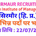 IIM Sirmaur Recruitment 2019
