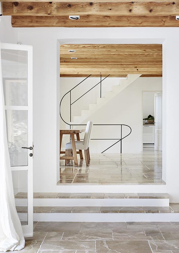 Magnifica escalera de diseño