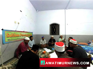 Maiyah Sulthon Penangungan Pasuruan Adakan Doa Bersama