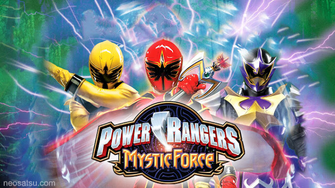 Power Rangers Mystic Force Batch Subtitle Indonesia