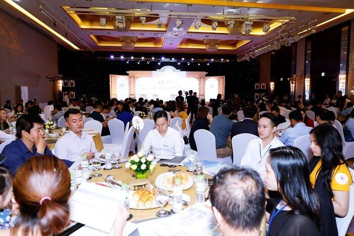 Sự kiện mở bán dự án King Palace Hà Nội