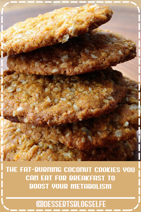 We never thought we would see these keto coconut cookies on a Fat Burning Foods list... but they are and here's the recipe! #DessertsBlogSelfe #ketocookies #ketorecipes #healthyrecipes #healthysnacks #fatburningfoods #HealthyDesserts
