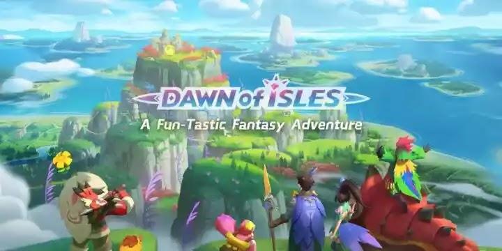هل تبحث عن مغامرة متنقلة جذابة فجرالجزر Dawn of Isles البقاء على قيد الحياة RPG