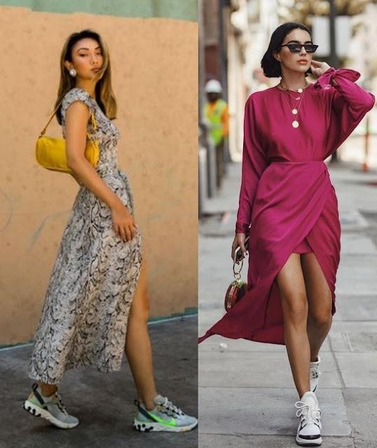 12 Looks chics chiques sem salto,  Jessica Wang, Brittany Xavier