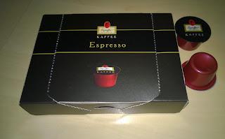 Leysieffer Premium Kapselmaschine Espresso Kapseln