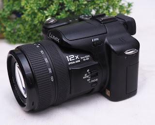 Kamera Prosumer Lumix DMC-FZ50 Bekas