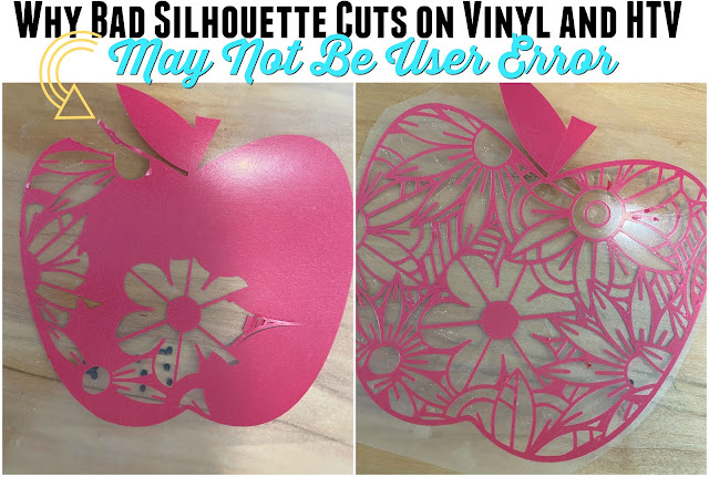Cameo 4, HTV, adhesive vinyl, silhouette 101, silhouette america blog