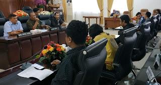 Demo Mahasiswa Mojokerto, DPRD Teruskan Aspirasi Tolak UU KPK dan RKUHP