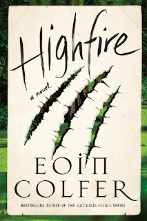 Review - Highfire by Eoin Colfer
