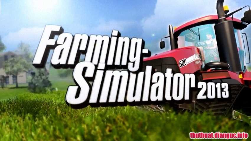 Download game Farming Simulator 2013 Full Cr@ck Fshare