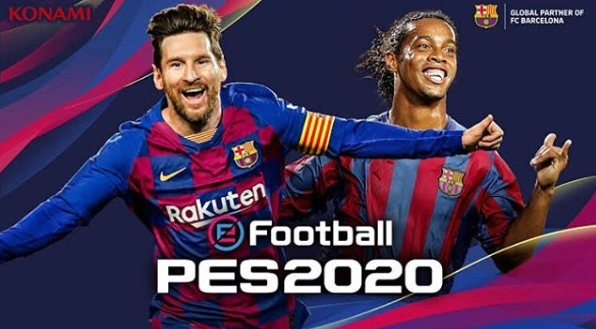 Game PES eFootball Mobile 2020