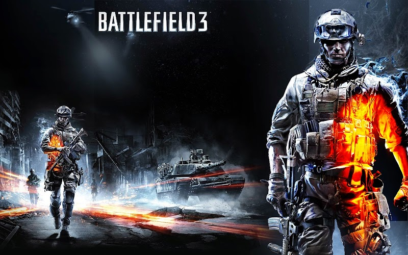 Download Battlefield 3 PSP (.iso) Gaming Rom Free For Android (Mobiles & Tablets)