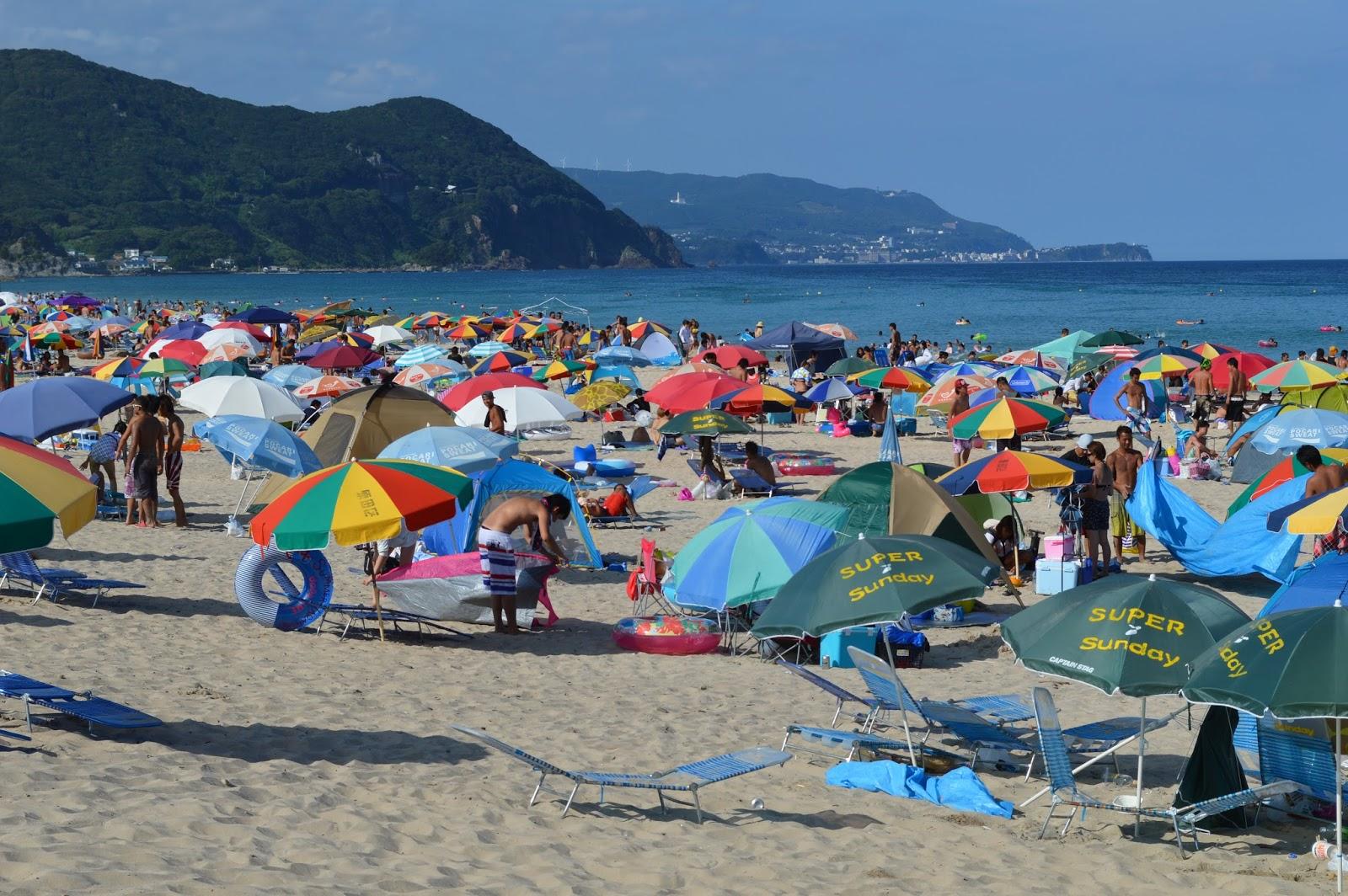 A Day At Shirahama Beach In Shimoda  Jenna In Japan-5291