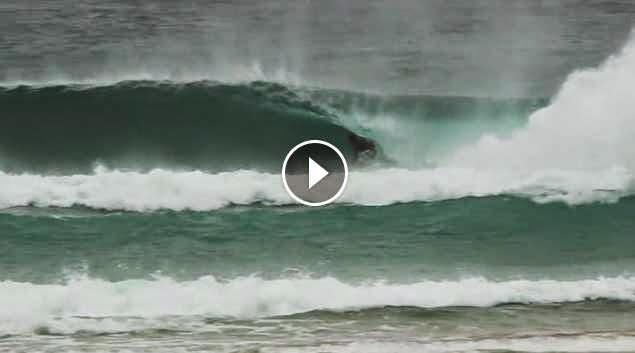 Kirra February 2015 Cyclone Marcia