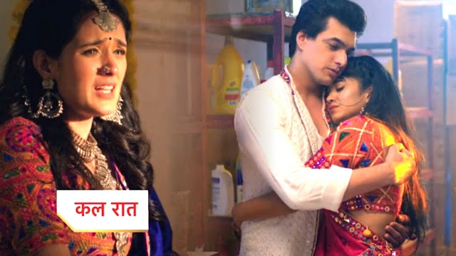 REVEALED : Kartik and Naira's secret marriage gets revealed to Vedika panics in YRKKH