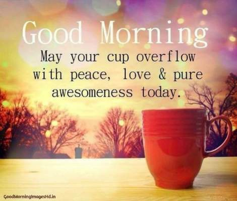 Best message for good morning coffee images