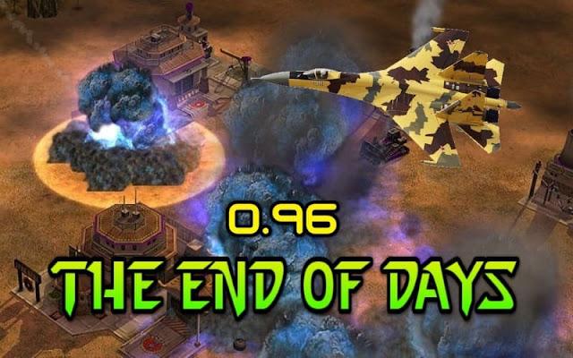 مود نهاية الايام The End Of Days 0.96 للجنرال زيرو
