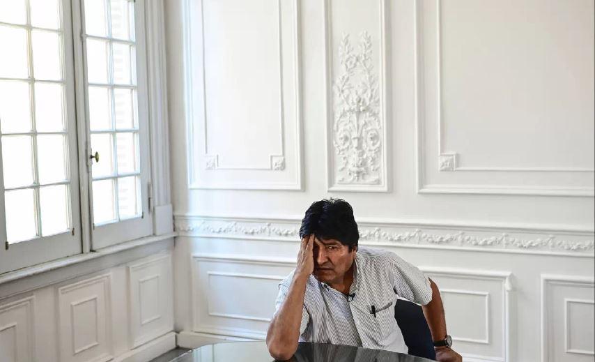 Evo Morales En Chile, gane la derecha o ganen los socialistas, no cambia  nada