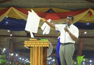 RCCG 2020 Annual Convention Starts On Monday (Details)