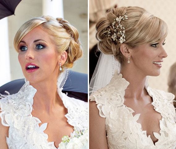 Wedding Hairstyles For Long Hair 2012: Beautiful Pictures: Bridal Hairstyles