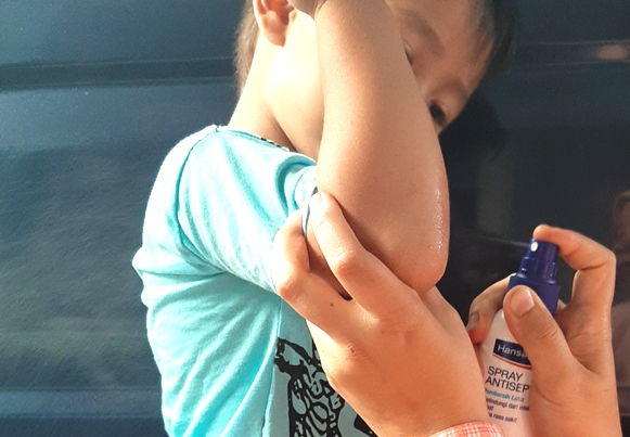 Tips Mengobati Luka pada Anak #GakPakePerih