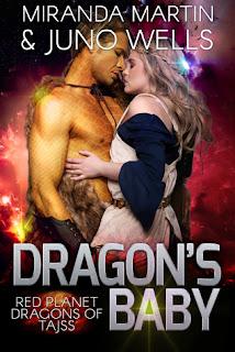 Dragon's Baby by Miranda Martin and Juno Wells