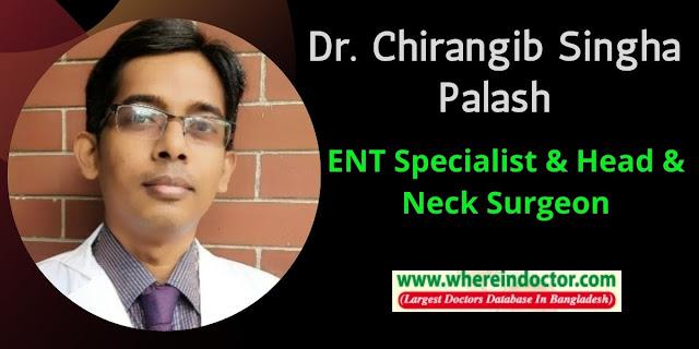 Profile of Dr. Chirangib Singha Palash