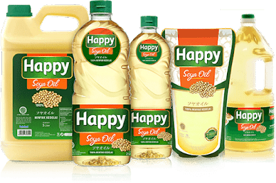 happy soya oil solusi makan enak