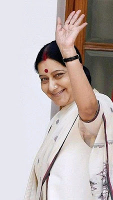 Breaking: Senior BJP leader Sushma Swaraj Passes Away